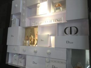 Dior Beauty Boutique - Style Follows Her event