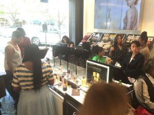 Dior Beauty Boutique Style Follows Her