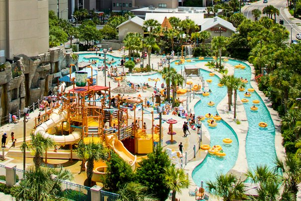 Myrtle Beach Family Resort Water Park