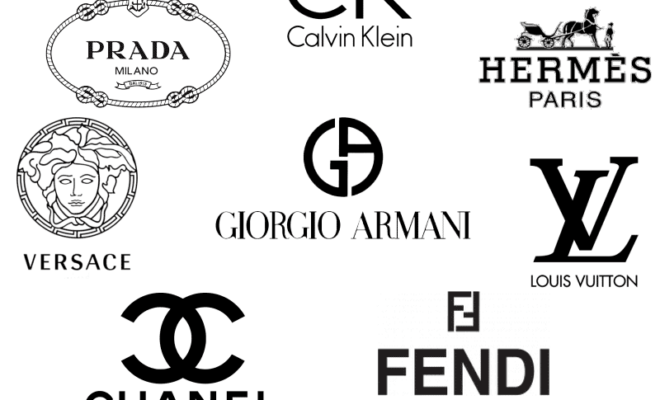 Logo Luxury Fashion Designer